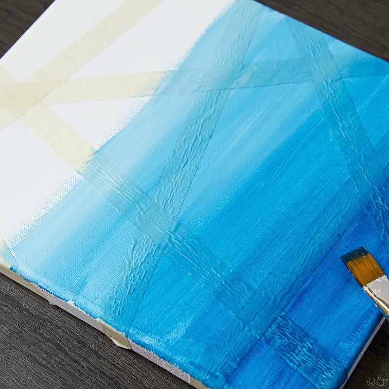 """DIY 4 načini kako izdelati """"ombre"""" sliko"""