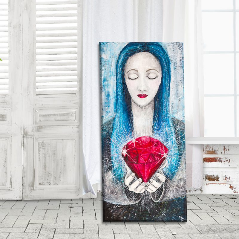 anja_berloznik_artwork_portrait_diamond_wall