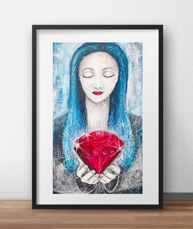 anja_berloznik_artwork_portrait_diamont_print