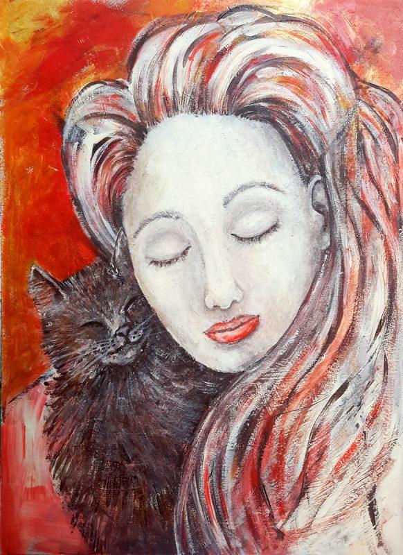anjaberloznik-com_woman_with_cat_2