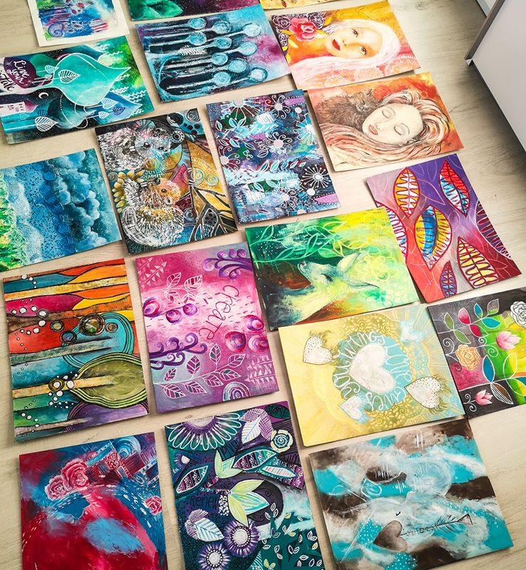 5-dnevni slikarski izziv