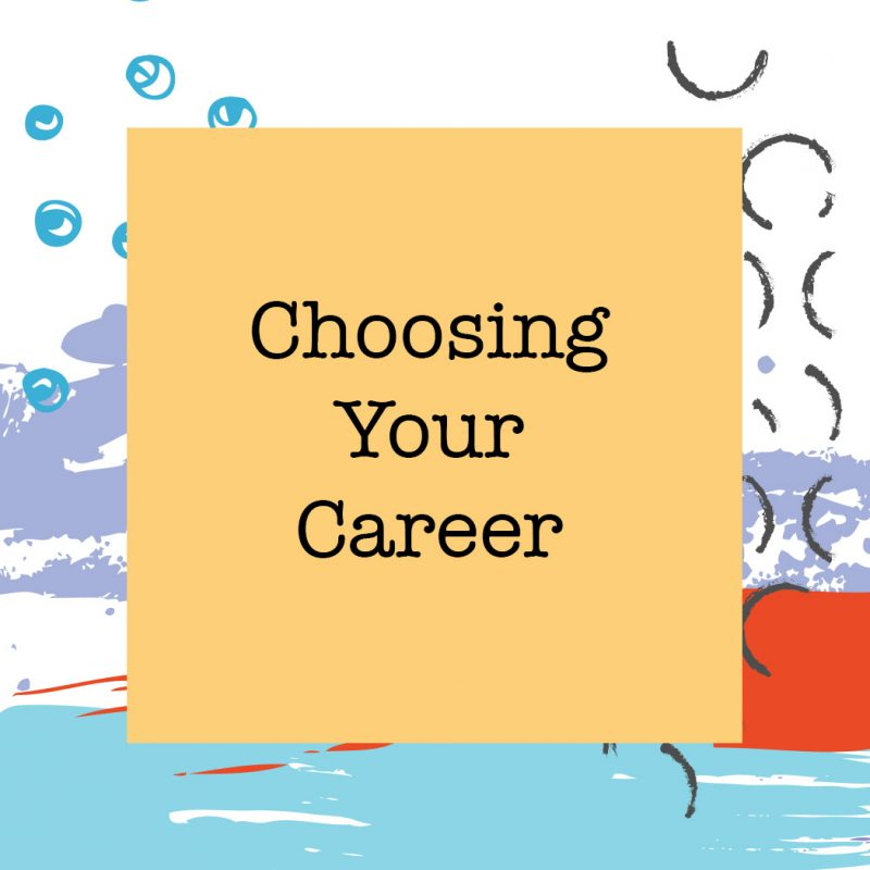 How to pick your career?